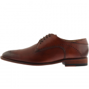 Sweeney London Harworth Shoes Brown