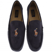 Ralph Lauren Dezi V Slippers Navy