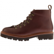 Grenson Bobby Smooth Boots Brown
