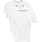 BOSS Bodywear Triple Pack Crew Neck T Shirts