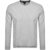 Ralph Lauren Crew Neck Sweatshirt Grey
