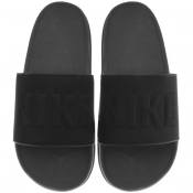 Nike Off Court Sliders Black
