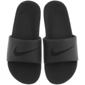 Nike Kawa Sliders Black