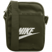 Nike Heritage Shoulder Bag Khaki