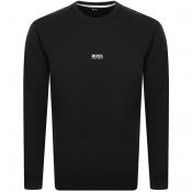 BOSS Weevo Sweatshirt Black
