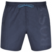 BOSS Orca Swim Shorts Navy