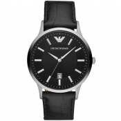 Emporio Armani AR11186 Watch Black