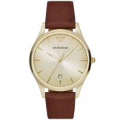 Emporio Armani AR11312 Watch Brown