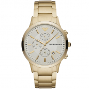 Emporio Armani AR11332 Watch Gold