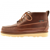 GH Bass Camp Moc III Ranger Boots Brown
