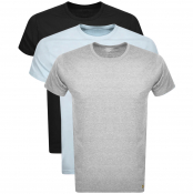 Lyle And Scott Lounge Three Pack T Shirts