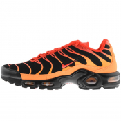 Nike Air Max Plus Trainers Black