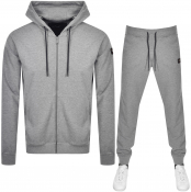 Paul And Shark Tracksuit Grey