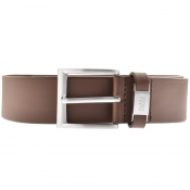 BOSS Connio Belt Brown