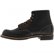 Red Wing 6 Inch Blacksmith Boots Black