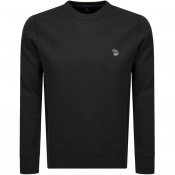 PS By Paul Smith Crew Neck Sweatshirt Black