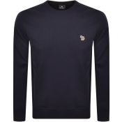 PS By Paul Smith Crew Neck Sweatshirt Navy