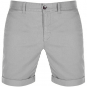Tommy Jeans Essential Chino Shorts Grey