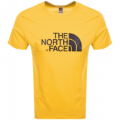 The North Face Easy T Shirt Yellow