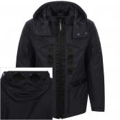 Product Image for CP Company Hooded Jacket Navy