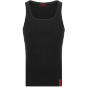 Product Image for HUGO Single Pack Vest Black