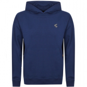 Product Image for Vivienne Westwood Small Orb Oversized Hoodie Navy
