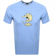 Product Image for PS By Paul Smith Lion T Shirt Blue