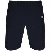 Product Image for Champion Jersey Logo Shorts Navy