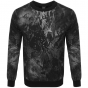 Product Image for BOSS Casual Waive Sweatshirt Black