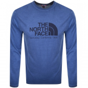 Product Image for The North Face Long Sleeved Berkeley T Shirt Blue