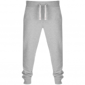 Tommy Hilfiger Lounge Icon Jogging Bottoms Grey
