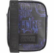 Versace Jeans Couture Shoulder Bag Black