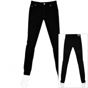 Product Image for Versace Jeans Couture Skinny Fit Jeans Black