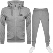 Product Image for EA7 Emporio Armani Core ID Tracksuit Grey