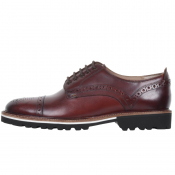 Oliver Sweeney Bowland Brogue Shoes Brown