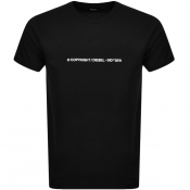 Diesel T Just CopyT Shirt Black