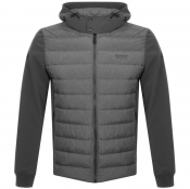 Product Image for Belstaff Nevis Logo Jacket Grey