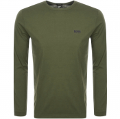 BOSS Athleisure Togn T Shirt Green