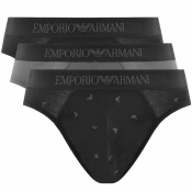 Product Image for Emporio Armani Underwear 3 Pack Boxer Briefs