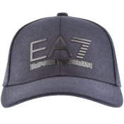 Product Image for EA7 Emporio Armani Visibility Baseball Cap Navy