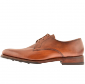 Grenson Gardner Derby Shoes Brown