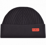 Product Image for HUGO Xianno 2 Beanie Hat Navy