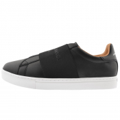 Product Image for Armani Exchange Logo Trainers Black
