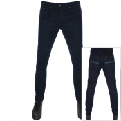 Product Image for Nudie Jeans Lean Dean Jeans Navy