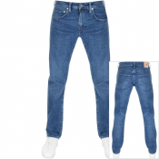 Product Image for Edwin ED55 Regular Tapered Jeans Blue