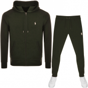 Product Image for Ralph Lauren Tracksuit Green