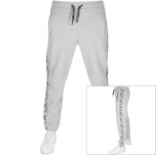 Tommy Jeans Logo Jogging Bottoms Grey