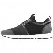 Product Image for HUGO Hybrid Runn Trainers Black