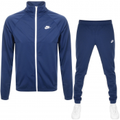Product Image for Nike Standard Fit Tracksuit Navy