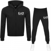 Product Image for EA7 Emporio Armani Visibility Tracksuit Black